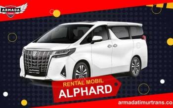 Sewa Rental Mobil Banyuwangi Alphard