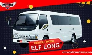 Sewa Rental Mobil Banyuwangi Elf Long