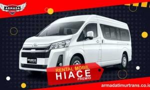 Sewa Rental Mobil Banyuwangi Hiace Premio