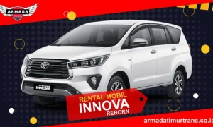 Sewa Rental Mobil Banyuwangi Innova Reborn